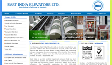 East India Elevators Ltd.