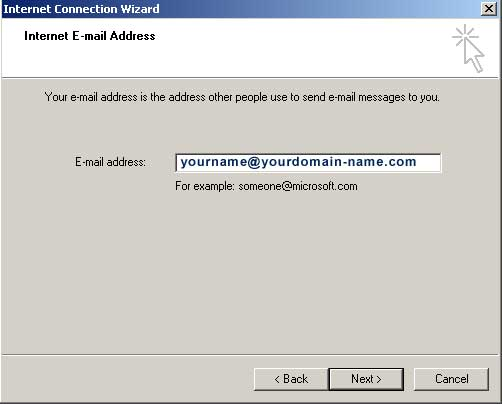 email configuration, outlook email configuration help, email configuration help services in India